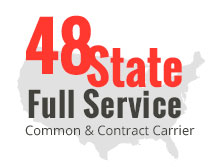 48 State Full Service Common & Contract Carrier